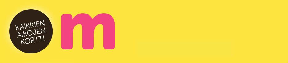 museokortti - kaikkien aikojen kortti -logo